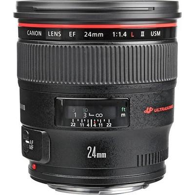 Canon 2750b002 ef 24mm f 1 4l ii 590449