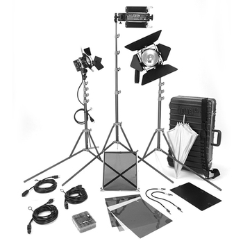 Rent Lowel light kit (open face)