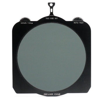 Rent REVAR CINE ROTA-TRAY™ 4X5.65/138MM WITH CIRCULAR POLARIZER