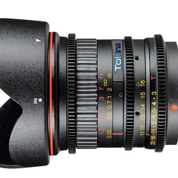 Rent Tokina 11-16 Cine EF Mount