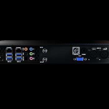 Rent Professional Broadcast Skype Box