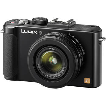 Rent Panasonic Lumix DMC-LX7