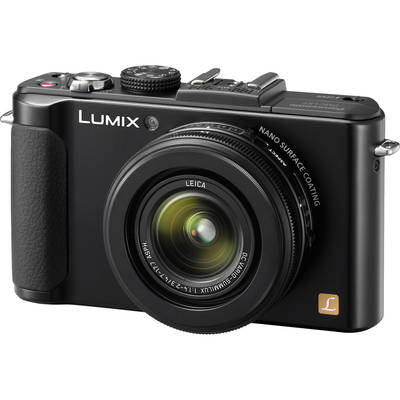 Panasonic dmc lx7k lumix lx7 digital camera 880960