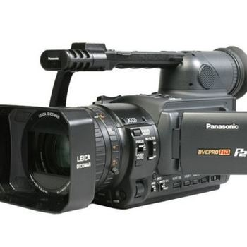 Rent Panasonic AG-HVX200A