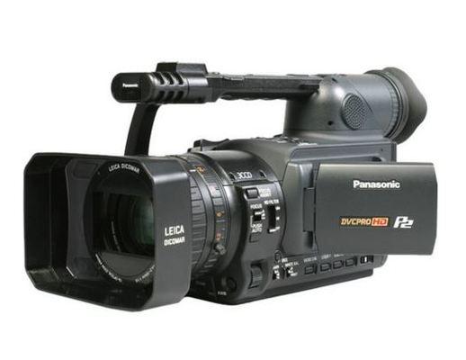 Panasonic ag hvx200a