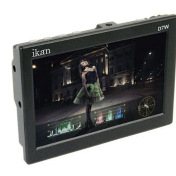 Rent Ikan D7w-PG6 7-Inch 3G-SDI LCD Monitor with IPS Panel