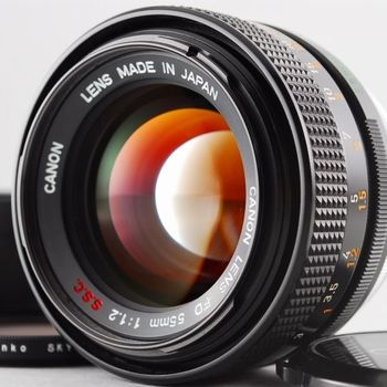 Rent Vintage super bright lens with Canon Eos Adapter.