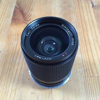 Rent Contax-Zeiss EF Mount 3 Lens Kit