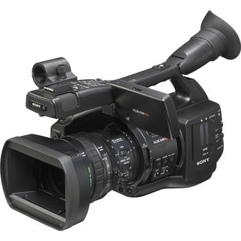 Rent Interview Kit: SONY HD Video Camera PMW-EX1 XDCAM 1080, Fluid Tripod + Audio Package ENG Kit