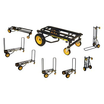 Rent Multi-Cart R10 with decking