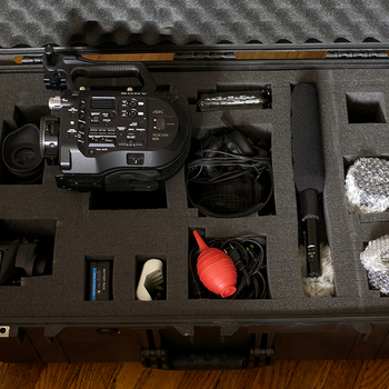 Rent Sony FS7 Documentary/Corporate Kit - The Full Package!