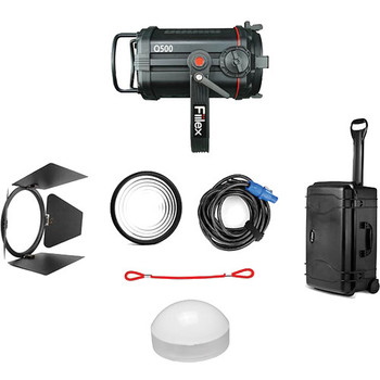 Rent Fiilex Q500 Kit