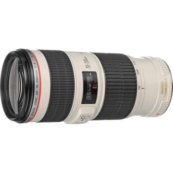 Rent Canon EF 70-200mm f/4L IS USM with Follow Focus gear