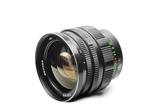 Mir 10a 3528 russian lens