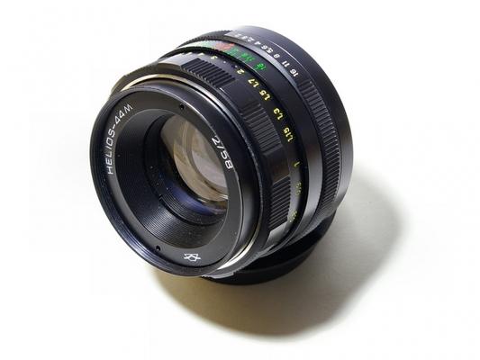 Helios 44m russian lens m42 2