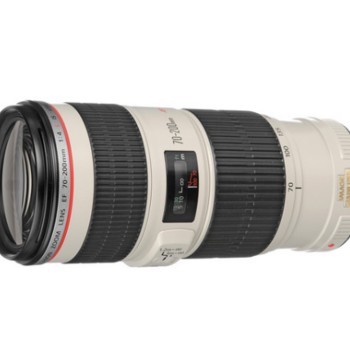 Rent Canon EF Zoom 70-200mm F/4 with IS