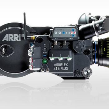 Rent ARRI 416 PLUS Super 16mm camera