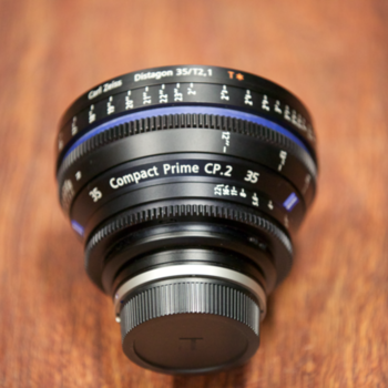 Rent ZEISS 35 MM T2.1 EF MOUNT CP2 LENS