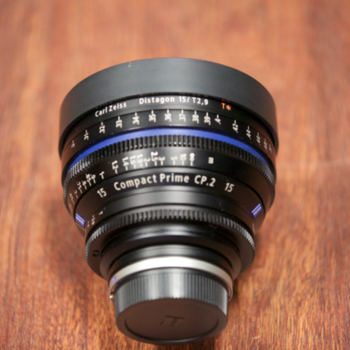 Rent ZEISS 15MM T2.9 EF MOUNT CP2 LENS