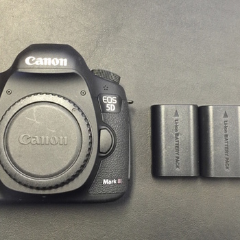 Rent CANON 5D MARK III KIT (Body Only)