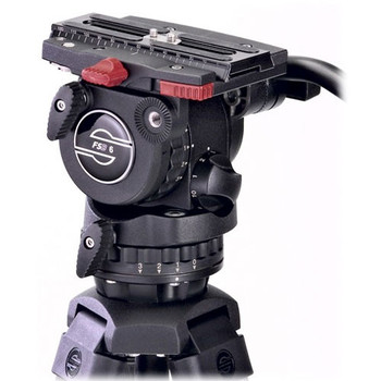 Rent Sachtler FS-6 - 75mm Tripod with head