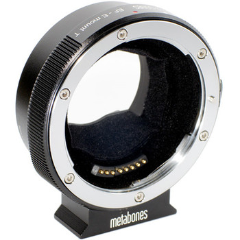 Rent T Smart Adapter Mark IV for Canon EF or Canon EF-S Mount Lens to Sony E-Mount Camera