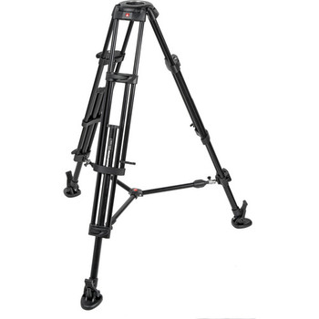 Rent Manfrotto 546B Pro Video Tripod with Mid-level Spreader