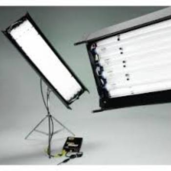 Rent Kino Flo 4foot 2 UNITS with C stands