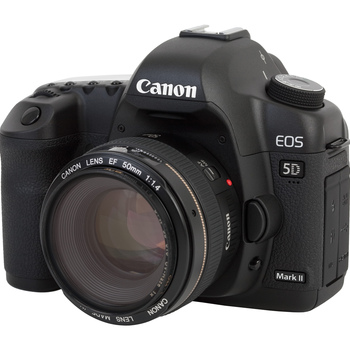 Rent Canon 5D Mark II Package
