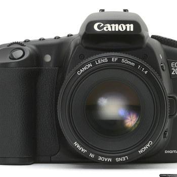 Rent Canon 20D