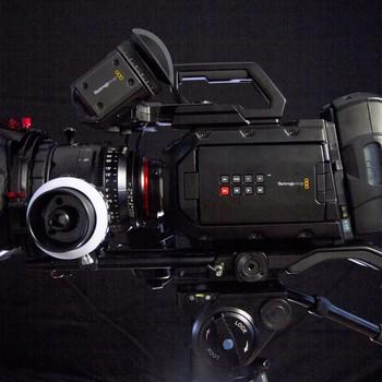 Rent URSA Mini 4.6K & Xeen Cinema Lenses *New Firmware