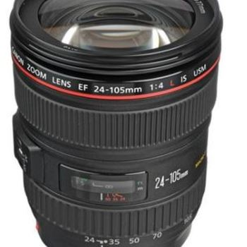 Rent Lens Canon EF 24-105mm