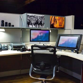Rent Design & Editing Workstation