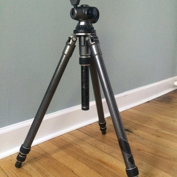 Rent GITZO Small Tripod with Camera Head