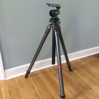 Rent GITZO Large Tripod with Camera Head