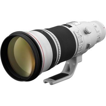 Rent Canon EF 500mm f/4L IS II USM Lens