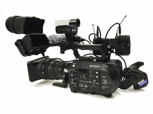 Fs7 camera kit 03   above all productions