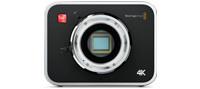 Black magic production camera