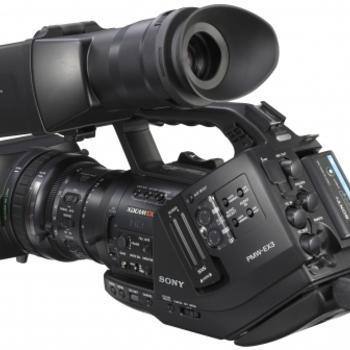 Rent Sony PMW-EX3