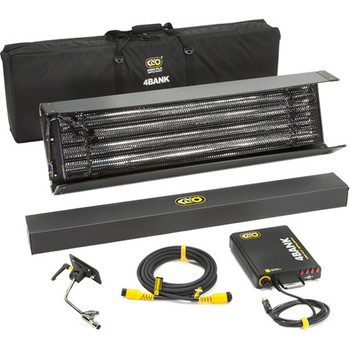 Rent  Kino Flo 4Bank Select 4' 2-Light Kit