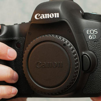 Rent Canon EOS 6D