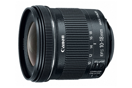 Ef s 10 18mm f 4 5 5 6 is stm wide angle zoom lens 3q d