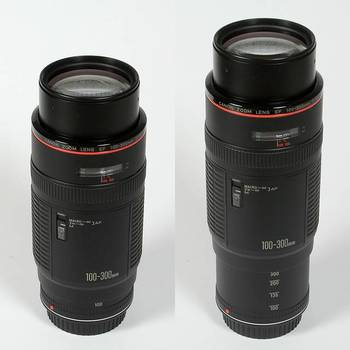 Rent Canon 100-300mm Lens f/5.6