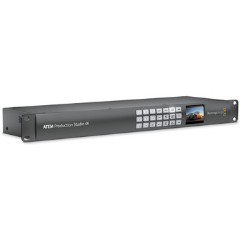 Rent Blackmagic Design ATEM Production Studio 4K Live Switcher