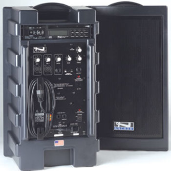 Rent Anchor MP-A4500 Powered Speaker AC/DC