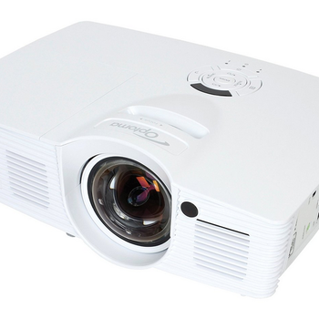 Rent Optoma Gaming 3D short-throw projector