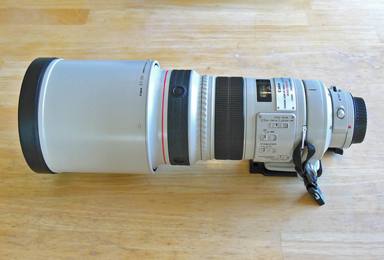 Canon 300mm f2.8l is   02