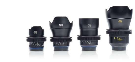 Stage zeiss lens gear