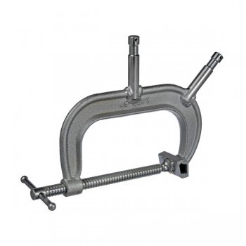 "Rent MSE 6"" C Clamp w/5/8 pin"