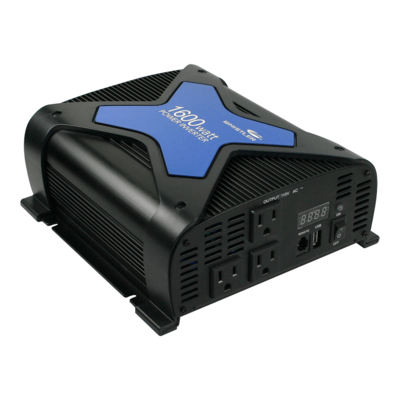 Pro 1600w power inverter front